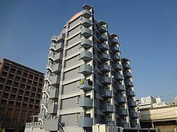 千葉県流山市南流山2丁目の賃貸マンションの外観