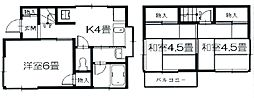 埼玉県富士見市山室2丁目