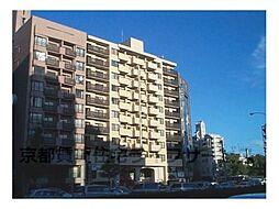 ライオンズマンション四条大宮707[7階]の外観