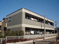 東京都杉並区善福寺3丁目の賃貸アパートの外観