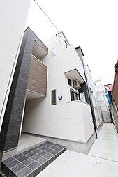 愛知県名古屋市瑞穂区神前町2丁目の賃貸アパートの外観