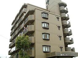 大阪府東大阪市横小路町4丁目の賃貸マンションの外観