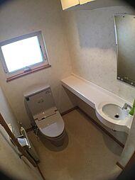1階トイレ部分