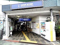 京阪観月橋駅