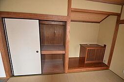 2階和室収納・...