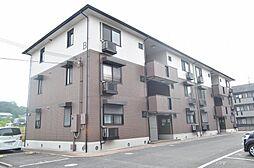 リビングタウン梅美台 B棟[2階]の外観