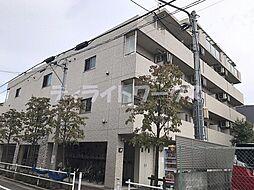 ジェネラルアパートメント常盤台[4階]の外観