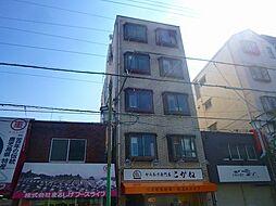 チュリス西田辺[2階]の外観