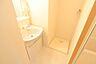 洗面,1K,面積38.2m2,賃料5.0万円,JR常磐線 赤塚駅 3.2km,,茨城県水戸市渡里町