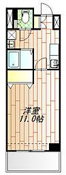 Foglia[7階]の間取り