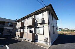 千葉県千葉市中央区塩田町の賃貸アパートの外観