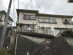 矢島ハイツ鷺山[1-A号室]の外観