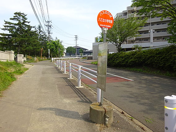 仙台市営バス停...