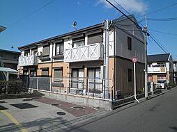 グリーンハイツ遠藤[1階]の外観