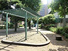 周辺環境:大坂上児童遊園