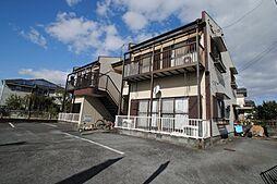 グリーンハイツ吉田[1階]の外観