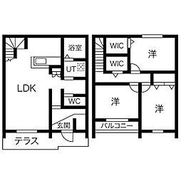 カシータ大森[1階]の外観
