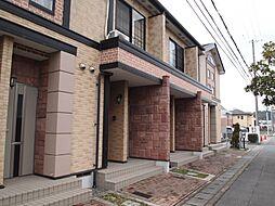 兵庫県姫路市白浜町宇佐崎北2丁目の賃貸アパートの外観