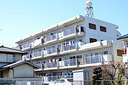 埼玉県川越市砂新田4丁目の賃貸マンションの外観