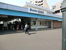 駅 西武鉄道「豊島園」駅・1840