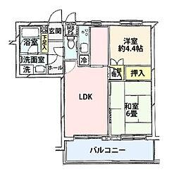 ニックアーバンハイム東寺尾中台B棟