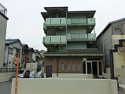 大阪府東大阪市西堤本通東2丁目の賃貸マンションの外観