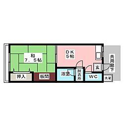 奥田駅 2.6万円