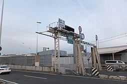 市内には西名阪...