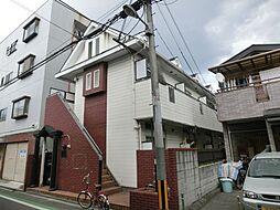 大阪府大阪市平野区平野市町3丁目の賃貸マンションの外観