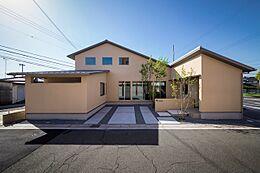-播磨町モデルハウス- (外観)