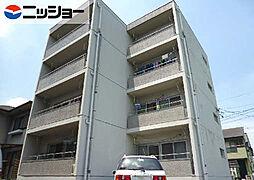 錦ハイツ[4階]の外観