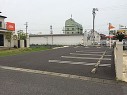 現況(駐車場)