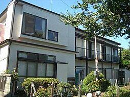 東京都日野市豊田4丁目の賃貸アパートの外観