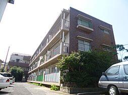 明石マンション A棟[105号室]の外観
