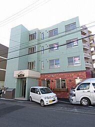 北海道札幌市中央区北四条西30丁目の賃貸マンションの外観