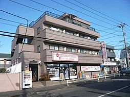 東京都八王子市中野町の賃貸マンションの外観