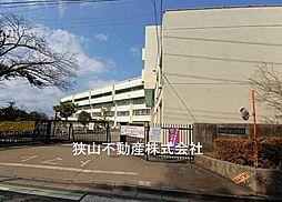 山王小学校まで...