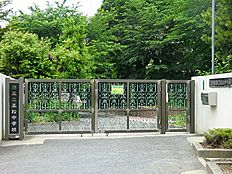 港区立高松中学校(約1600m徒歩20分)