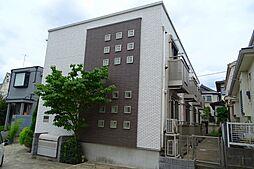 リヴュール[2階]の外観
