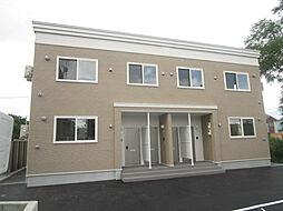 [タウンハウス] 北海道札幌市北区西茨戸一条1丁目 の賃貸【/】の外観
