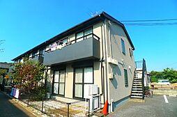 オストベルグ・ミヤコ[2階]の外観