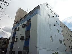 大建ハイツ三国1[3階]の外観