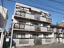 ヴァンマンション[1階]の外観