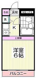 10453[1階]の間取り