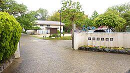 片桐西幼稚園まで約1360m