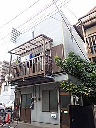 東京都北区赤羽南1丁目の賃貸アパートの外観