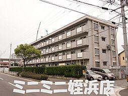 森田コーポ[201号室]の外観