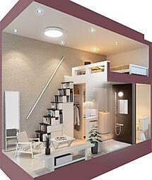 (仮称)豊島デザイナーズ賃貸コーポ[205号室]の外観