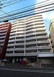 ハニーハイツ三萩野[405号室]の外観