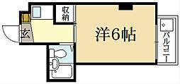 N.N.HOUSE[2階]の間取り